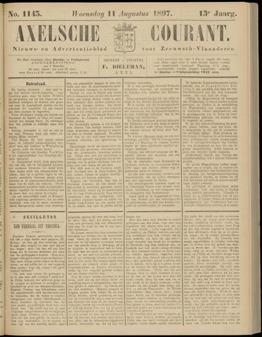 Axelsche Courant 1897-08-11