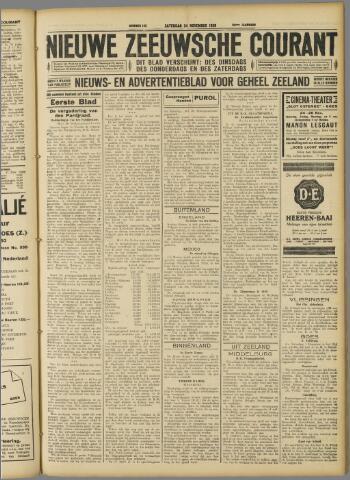 Nieuwe Zeeuwsche Courant 1928-11-24