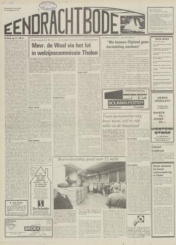 Eendrachtbode (1945-heden)/Mededeelingenblad voor het eiland Tholen (1944/45) 1979-05-23