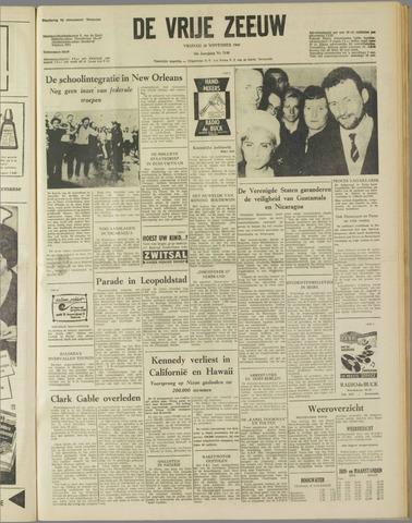 de Vrije Zeeuw 1960-11-18