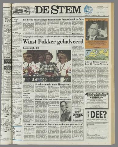 de Stem 1992-08-12