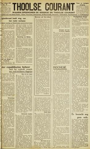 Ierseksche en Thoolsche Courant 1947-09-12