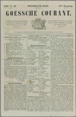 Goessche Courant 1867-07-23