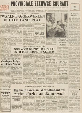 Provinciale Zeeuwse Courant 1971-04-06