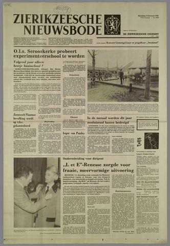 Zierikzeesche Nieuwsbode 1981-02-09