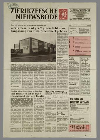 Zierikzeesche Nieuwsbode 1993-08-31