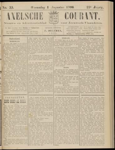 Axelsche Courant 1906-08-01