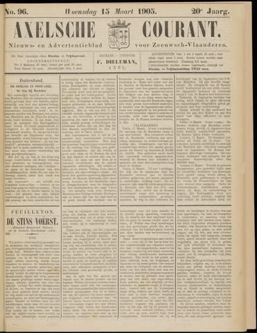 Axelsche Courant 1905-03-15