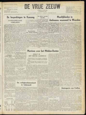 de Vrije Zeeuw 1951-07-31