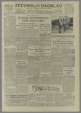 Zeeuwsch Dagblad 1954-05-04
