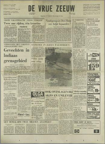 de Vrije Zeeuw 1971-05-27