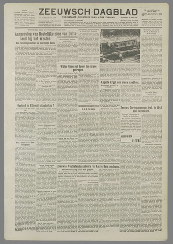 Zeeuwsch Dagblad 1949-05-30