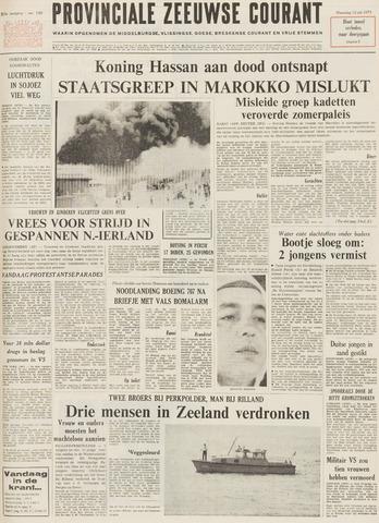 Provinciale Zeeuwse Courant 1971-07-12