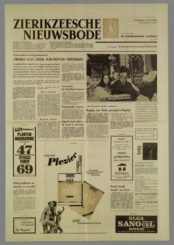 Zierikzeesche Nieuwsbode 1972-05-04