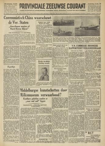 Provinciale Zeeuwse Courant 1950-10-12