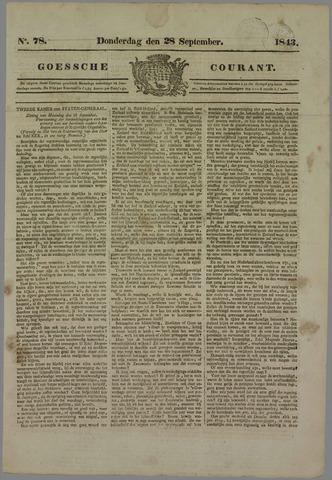 Goessche Courant 1843-09-28
