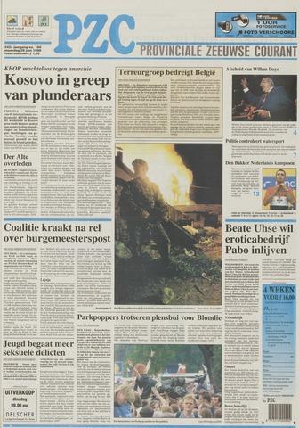 Provinciale Zeeuwse Courant 1999-06-28