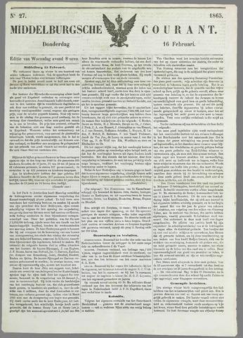 Middelburgsche Courant 1865-02-16