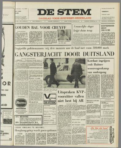 de Stem 1971-12-28