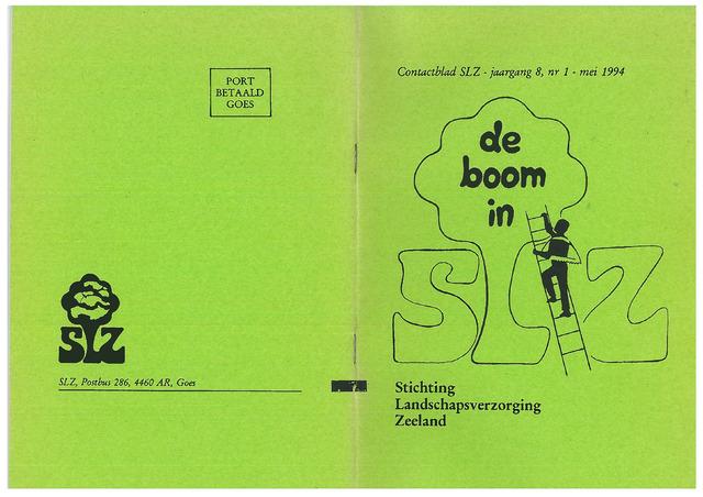 Landschapsbeheer Zeeland - de Boom in 1994-05-01