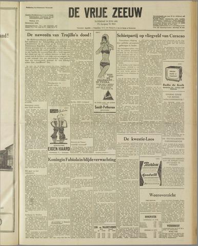 de Vrije Zeeuw 1961-06-10