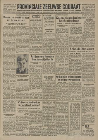 Provinciale Zeeuwse Courant 1948-02-04