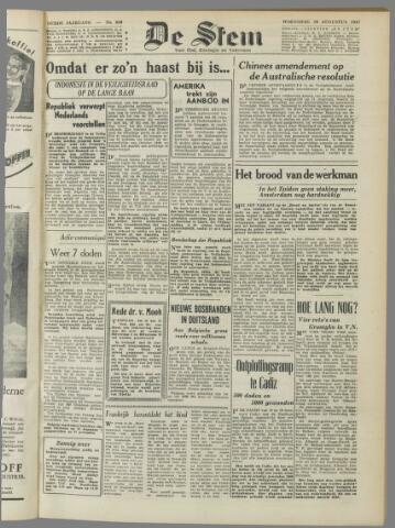de Stem 1947-08-20