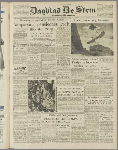 de Stem 1956-03-16