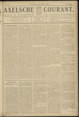 Axelsche Courant 1925-06-19