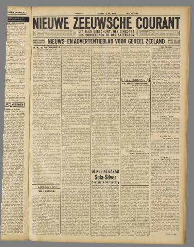 Nieuwe Zeeuwsche Courant 1932-07-19