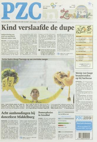 Provinciale Zeeuwse Courant 2008-07-28