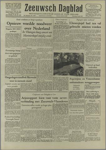 Zeeuwsch Dagblad 1957-07-08