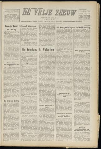 de Vrije Zeeuw 1948-04-28