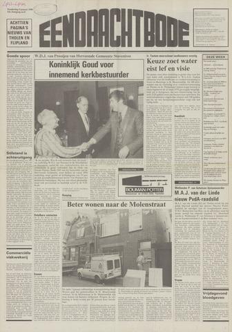 Eendrachtbode (1945-heden)/Mededeelingenblad voor het eiland Tholen (1944/45) 1986