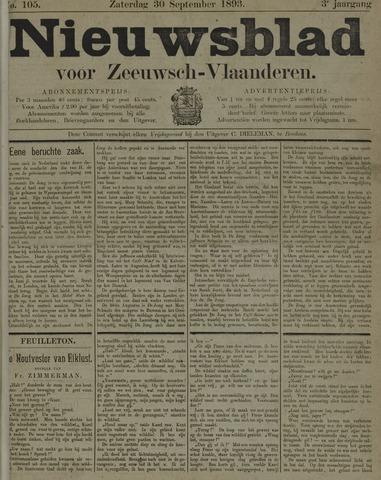 Nieuwsblad voor Zeeuwsch-Vlaanderen 1893-09-30