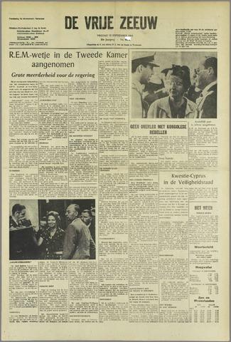 de Vrije Zeeuw 1964-09-18