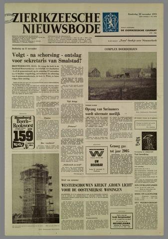 Zierikzeesche Nieuwsbode 1975-11-13