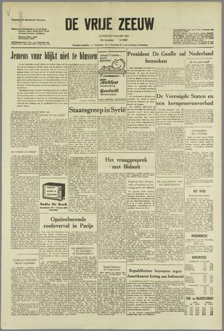 de Vrije Zeeuw 1963-03-09