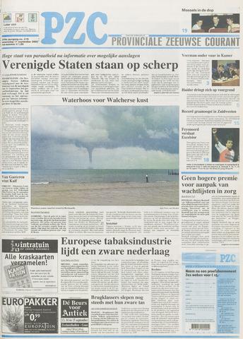 Provinciale Zeeuwse Courant 2002-09-11