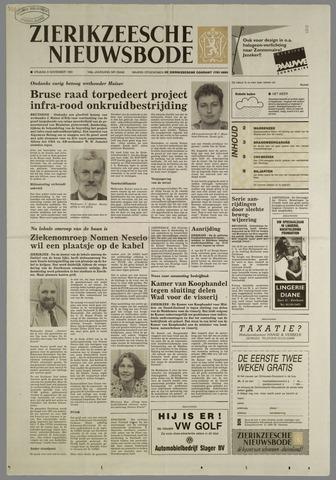 Zierikzeesche Nieuwsbode 1991-11-08