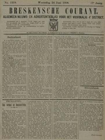 Breskensche Courant 1908-06-24