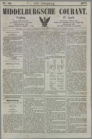 Middelburgsche Courant 1877-04-27