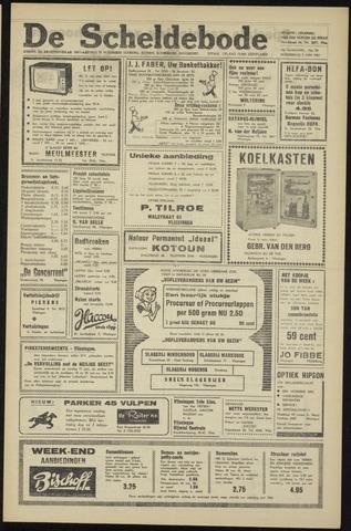 Scheldebode 1961-06-08