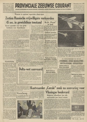 Provinciale Zeeuwse Courant 1957-11-06