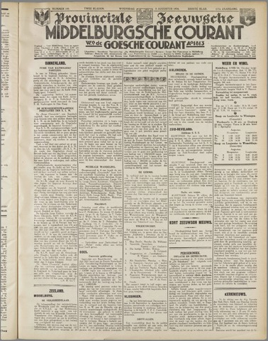 Middelburgsche Courant 1934-08-08