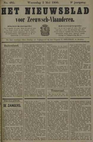 Nieuwsblad voor Zeeuwsch-Vlaanderen 1900-05-02