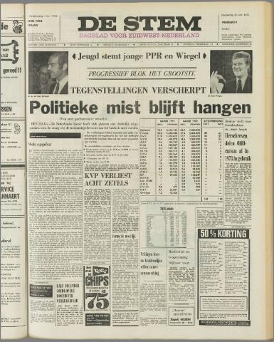de Stem 1972-11-30
