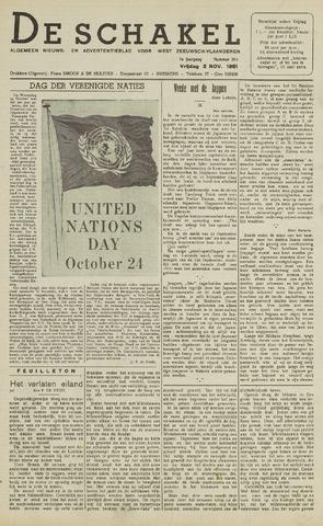 De Schakel 1951-11-02