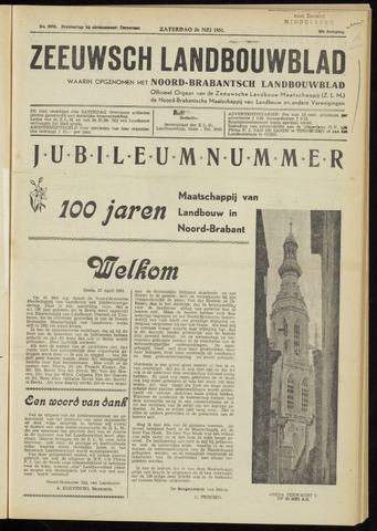 Zeeuwsch landbouwblad ... ZLM land- en tuinbouwblad 1951-05-26