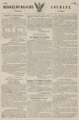 Middelburgsche Courant 1852-03-16
